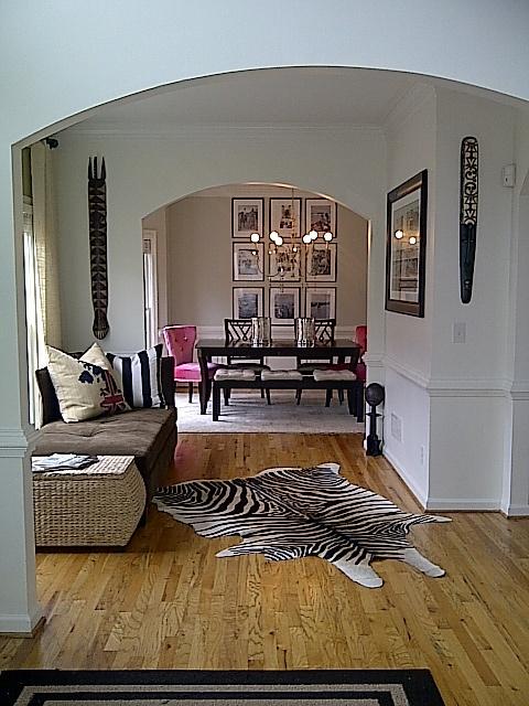 zebra naija design