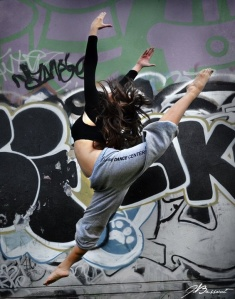 alley art street dance